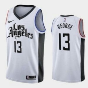 LA Clippers Paul George #13 City Jersey